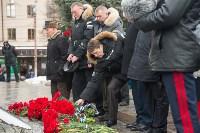 Церемония возложения цветов на площади Победы, 23.02.2016, Фото: 14