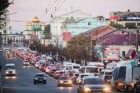 Транспортный коллапс в центре Тулы, Фото: 10