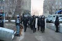 Спецоперация в Плеханово 17 марта 2016 года, Фото: 4