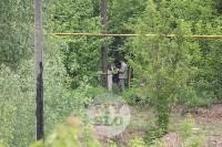 Расстреляли полицейского на Косой Горе, Фото: 3