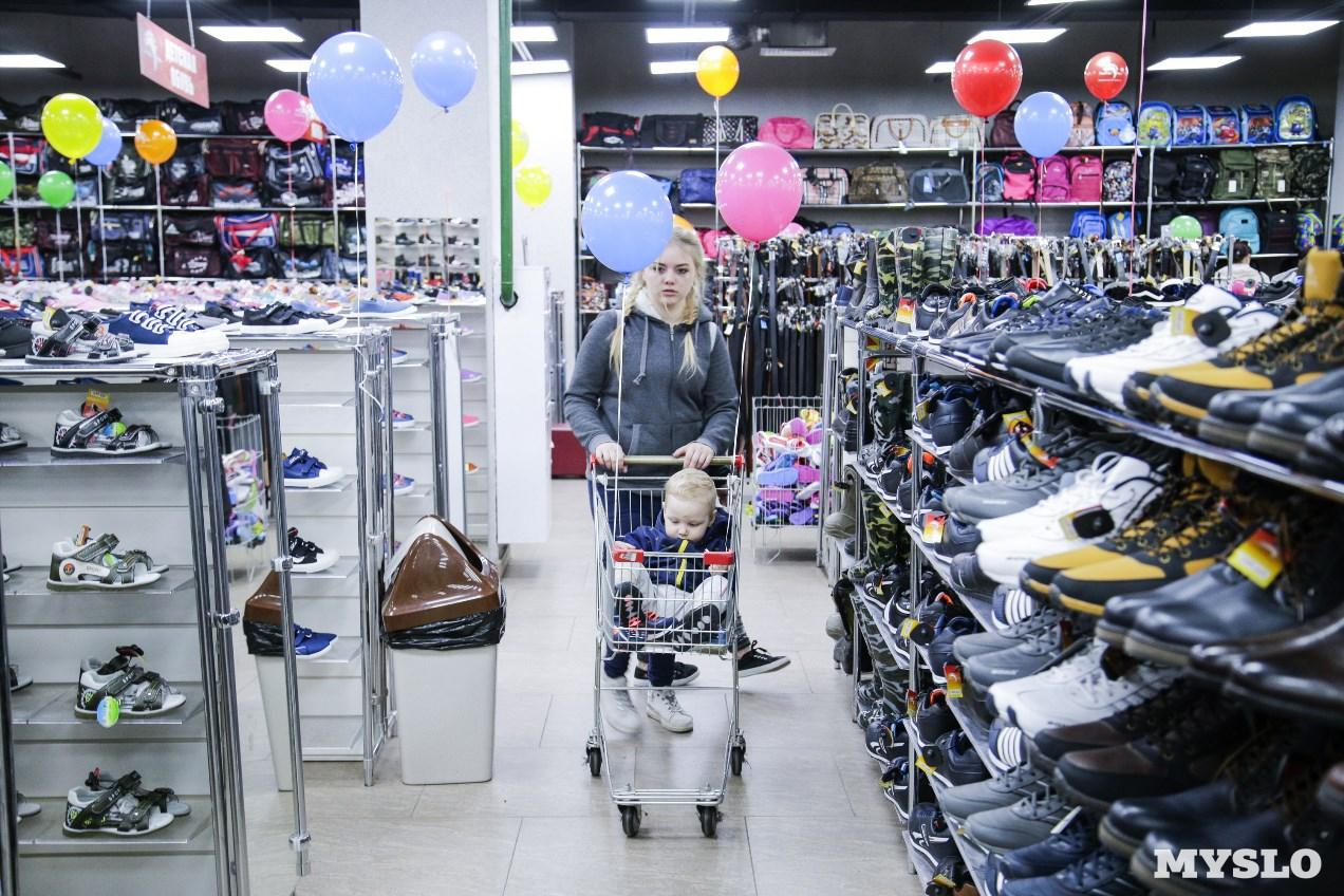 4ac9e9057c2d Магазин «Планета Одежда Обувь» на Красноармейском проспекте поздравил детей  с праздником - Новости компаний Тулы и области – Фотогалерея, фото 20 -  MySlo.ru