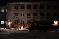 В здании противотуберкулезного диспансера  в Петелино произошло задымление, Фото: 4