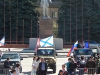 Любители бездорожья поздравили ветеранов с праздником, Фото: 3