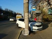 ДТП ул Металлургов, 16.10.19, Фото: 6