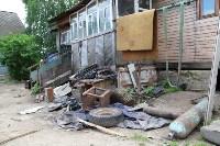 В Плеханово продолжается снос незаконных цыганских построек, Фото: 83