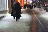 В Туле применяют новый реагент для обработки тротуаров, Фото: 4
