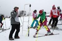 Второй этап чемпионата и первенства Тульской области по горнолыжному спорту., Фото: 8