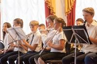 Сводный детский духовой оркестр, Фото: 28