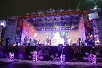 Битва Дедов Морозов и огненное шоу, Фото: 48