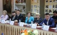 В Туле обсудили перспективы  трудоустройства выпускников вузов, Фото: 17