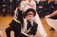 В колонном зале Дома дворянского собрания в Туле прошел областной кадетский бал, Фото: 92
