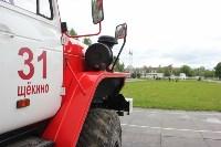 В Туле прошли соревнования по пожарно-прикладному спорту , Фото: 8