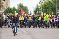 В Туле прошел большой велопарад, Фото: 81