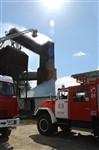 Пожар на хлебоприемном предприятии в Плавске., Фото: 29