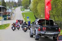 Тульские байкеры почтили память героев в Ясной Поляне, Фото: 47