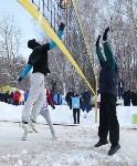 III ежегодный турнир по пляжному волейболу на снегу., Фото: 21