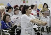 В Дубенском районе Алексей Дюмин осмотрел швейную фабрику, Фото: 14