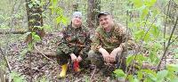 В Тульской области обнаружено еще одно братское захоронение советских воинов времен ВОВ, Фото: 21