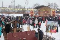 Как туляки провожали зиму на набережной Упы, Фото: 57
