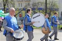 Тульская Федерация профсоюзов провела митинг и первомайское шествие. 1.05.2014, Фото: 70