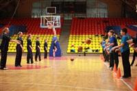 В Туле прошло необычное занятие по баскетболу для детей-аутистов, Фото: 32