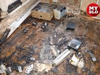 В Петелинской психиатрической больнице произошел пожар, Фото: 10