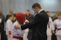 Соревнования на Кубок Тульской области по каратэ версии WKU. 29 декабря 2013, Фото: 5