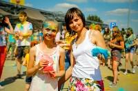 В Туле прошел фестиваль красок и летнего настроения, Фото: 131