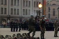День Тульской дивизии ВДВ: на площади Ленина приземлились парашютисты, Фото: 83