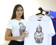 В Тульском кремле прошел показ новой коллекции московского модельера Ксении Кравцовой , Фото: 2