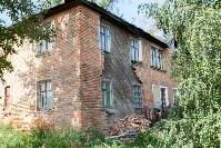 В Шахтинском поселке люди вынуждены жить в рушащихся домах, Фото: 2