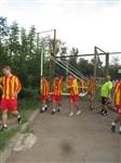 Фанаты тульского «Арсенала» сыграли в футбол с руководством клуба, Фото: 37
