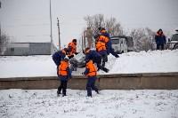 Тульское Управление МЧС принимает участие в тренировке  по готовности к паводку, Фото: 14
