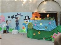 Инициатива детской изостудии «Радуга» порадовала весь район, Фото: 1