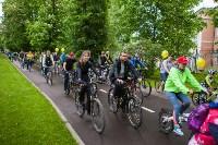 В Туле прошел большой велопарад, Фото: 65