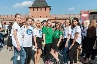 В Туле более 2500 учащихся вузов и колледжей посвятили в студенты, Фото: 106