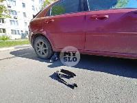 В Туле пьяная автоледи скрываясь с места ДТП врезалась в еще одну машину, Фото: 10
