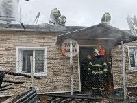 Пожар в Михалково, Фото: 1