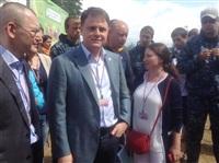 Владимир Груздев посетил Всероссийский образовательный форум «Селигер-2013», Фото: 2