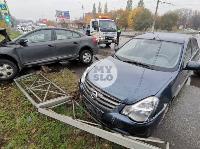 ДТП в Мясново, Фото: 1