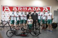 Паралимпийская команда Армада в Туле, Фото: 39