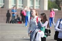 Легкоатлетическая эстафета школьников. 1.05.2014, Фото: 16