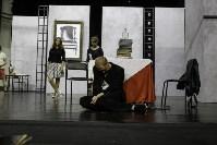 Репетиция в Тульском академическом театре драмы, Фото: 58