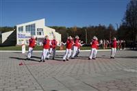 Первый этап эстафеты олимпийского огня: Пролетарский район, Фото: 36