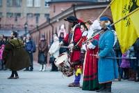 Средневековые маневры в Тульском кремле. 24 октября 2015, Фото: 35