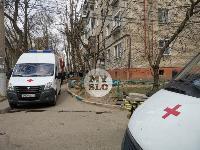 Пожар на ул. Октябрьской, Фото: 7