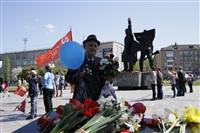 Празднование 69-й годовщины победы в Великой Отечественной войне на площади Победы. Тула, Фото: 69