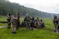 В Туле спецподразделения ОМОН и СОБР провели учения, Фото: 36