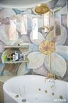 Интерьер ванной достоин,  пожалуй, королевского  дворца, Фото: 25