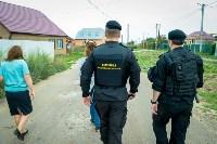 В Плеханово убирают незаконные строения, Фото: 27